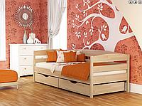 Детская деревянная кровать из массива дерева -Нота -плюс (80*190, 90*200)