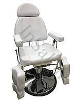 Кресло педикюрное гидравлическое CH-227B-2 белое
