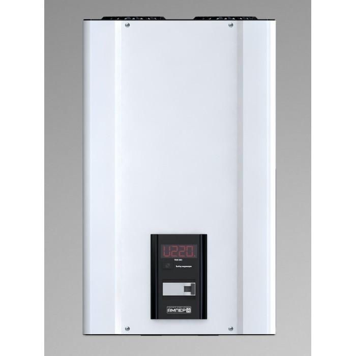 Элекс АМПЕР 12-1/40А v2.0 (9000) - симисторный стабилизатор для квартиры, офиса, дачи или дома.
