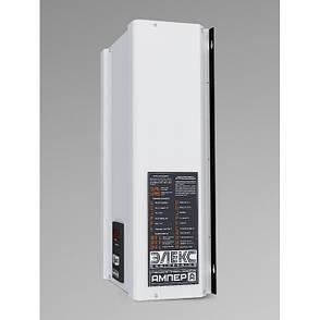 Элекс АМПЕР 12-1/40А v2.0 (9000) - симисторный стабилизатор для квартиры, офиса, дачи или дома., фото 2