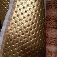 Кожзаменитель мебельный для обивки мягкой мебели сублимация 4213