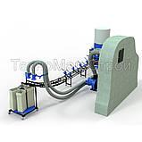 Линия брикетирования (пресс для брикетов) BIOMASS PLUS, фото 4