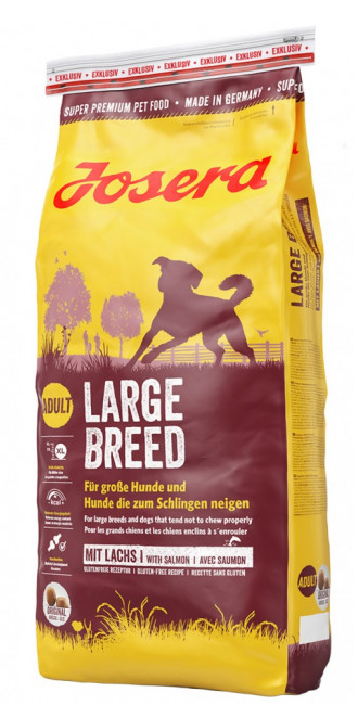 Josera Large Breed сухой корм для собак крупных пород 15 кг