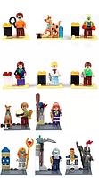Фигурки Scooby-Doo скуби-ду лего Lego