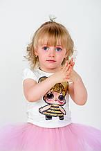 Дитячий комплект для дівчинки Одяг для дівчаток 0-2 BABY ROSE Туреччина 2856 Бежевий