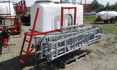 Обпріскувач 1000 л гідравлічна штанга 18 м