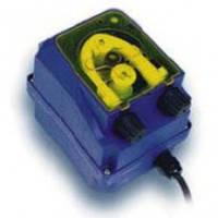 Перистальтический насос-дозатор PR-4 для подачи ополаскивателя в профессиональные посудомоечные машины.