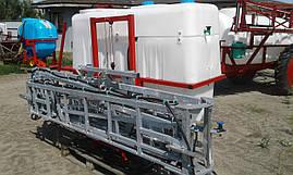 Обприскувач начіпний 1000 л гідравлічна штанга 18 м Польща, фото 3