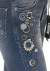 Жіночі джинси бойфренд Raw Jeans, фото 3