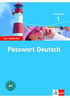 Passwort Deutsch 1 Kursbuch mit Audio CD