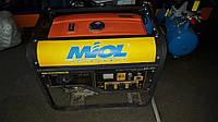 В НАЛИЧИИ Электрогенератор МИОЛ MIOL 83-800 7/7.5квт бензогенератор бензиновый генератор б.у., фото 1