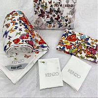 Комплект постельного белья с летним одеялом Kenzo