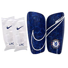 Щитки футбольные Nike Chelsea FC Mercurial Lite SP2172-495 Синий с белым Размер M (193145984202)