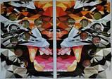 АЛЬБОМ - ПЛАНШЕТ ДЛЯ СЕРИИ МОНЕТ «КРАСНАЯ КНИГА» 1991-1994 капсульный, фото 2