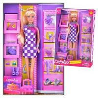 8233 Кукла с обувью и аксессуарами