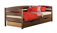 Детская Кровать Нота Плюс 80х190 Бук Щит 101 (Эстелла-ТМ)