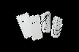 Щитки футбольные Nike Mercurial Lite SP2120-104 Белый Размер L (193145983588)