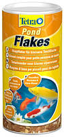 Корм для рыб TetraPond Flakes - 1л