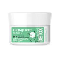 Крем-детокс для лица от 40 лет DETOX BelKosmex 48г.