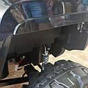 Джип электромобиль красный двухместный деткам 3-8 лет с пультом, аккумулятор 1*12V10AH, мотор 2*40W с МР3, фото 5