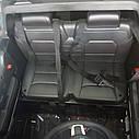 Джип электромобиль красный двухместный деткам 3-8 лет с пультом, аккумулятор 1*12V10AH, мотор 2*40W с МР3, фото 4