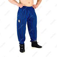 Mordex, Штаны спортивные зауженные Mordex MD6061 синий/черный