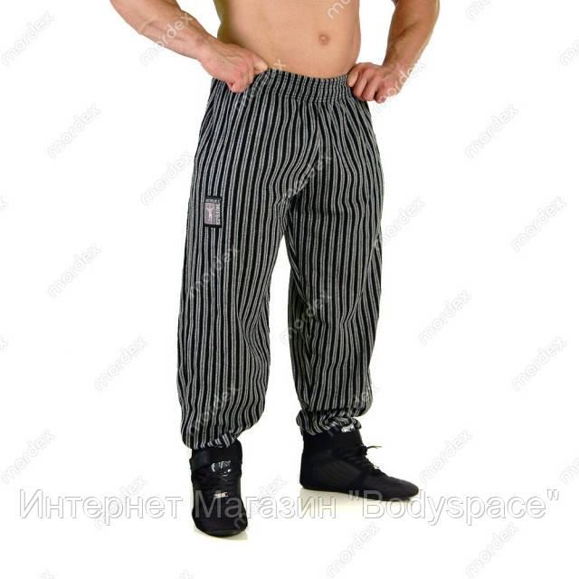 Mordex, Штаны спортивные зауженные Mordex MD6061 серый/черный