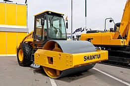 Грунтовый каток Shantui SR12
