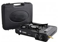 Портативная газовая печь PROMISE BSZ-188-Aс адаптером, купить газовую печь