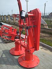 Косарки роторні 1,1м-1,35м-1.65 м- 1.85 м Z-178 Lisicki, фото 2