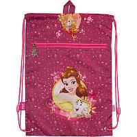 Сумка для обуви с карманом Kite Princess Розовый P18-601M-1, КОД: 705576