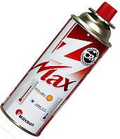 Газ сжиженный Maxsus (220g) для портативных плит и горелок