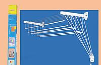 Сушилка для белья настенно-потолочная Floris 2м.