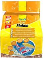 Корм для рыб TetraPond Flakes - 4л