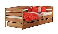 Детская Кровать Нота Плюс 80х190 Бук Щит 103 (Эстелла-ТМ)