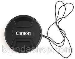 Крышка передняя для объективов CANON - 49 мм