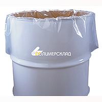 Мешки полиэтиленовые пищевые 65смХ100см, 120 мкм