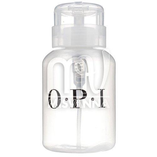 Пластиковая бутылка с помпой OPI (помпа-дозатор) , 200 мл