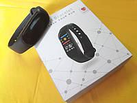 Фитнес браслет Xiaomi Mi Band 4 аналог, умный браслет Ксиоми Ми Банд 4 реплика, Спортивные часы, sport watch