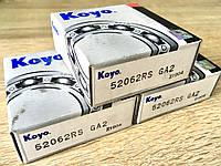 Подшипник шариковый радиально-упорный двухрядный KOYO5206 2RS GA2 30*62*23,8