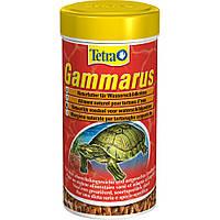 Tetra Gammarus корм из гаммаруса для водных черепах 500мл