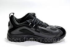 Мужские кроссовки в стиле Reebok DMX Series 1200, All Black, фото 3
