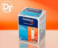 Тест-полоски для глюкометра  Контур ТС  (Contour TS )  - 50 шт.