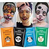 Тканевая маска для лица Animal Addict Mask, фото 7