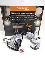 LED  автолампы диодные Аozoom D2H, D2S, прожектор для линз CANBUS 40W, 8400Lm, 5500K, 12V, фото 1