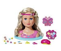 Кукла-манекен Baby Born Sister Styling Head My Model - Модная Сестричка Zapf Creation 3+ (824788)