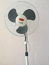 Вентилятор 100 Вт. Австрия. Напольный. Wimpex 1612, фото 3
