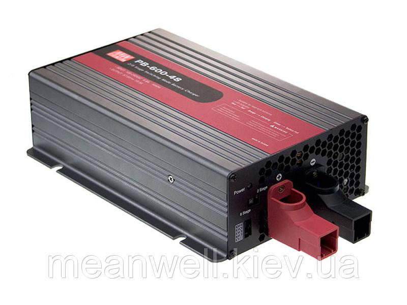 PB-600-12 Зарядное устройство для аккумуляторов 600 Вт 12 В Mean Well