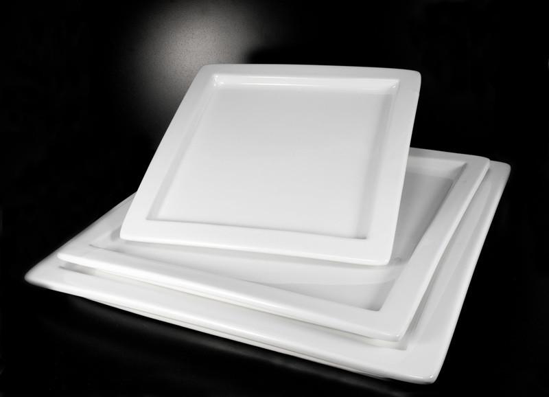 Тарелка квадратная 30 см