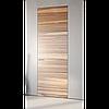 Двери скрытого монтажа шпонированные 900*2050мм откр. наружное, фото 7